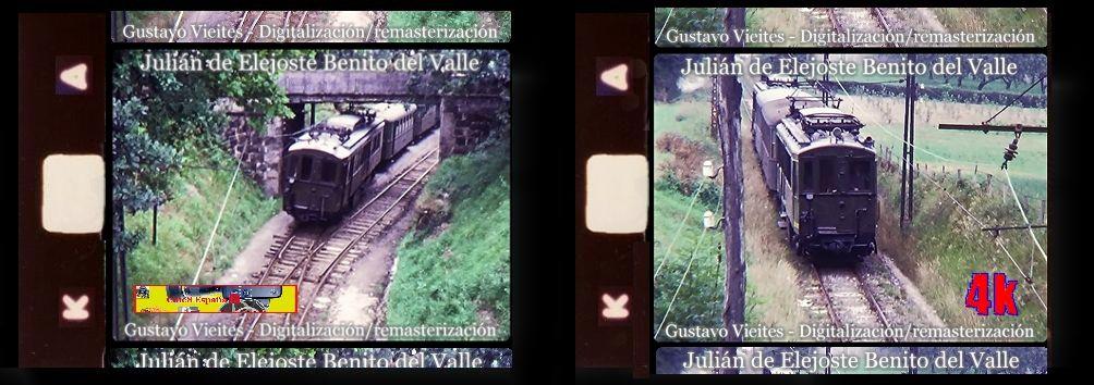 Automotor ALTSHOM del Ferrocarril VASCO-NAVARRO