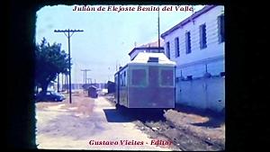 Automotor Billard, en estación CUATRO VIENTOS.