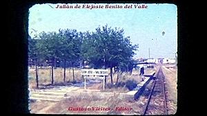Apeadero de SAN JOSÉ de VALDERAS