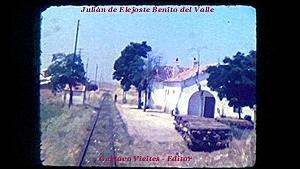 Apeadero de VILLAVICIOSA de ODÓN (hoy MÓSTOLES-EL SOTO).-