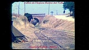 Puente carretero hacia BRUNETE (en la Estación de NAVALCARNERO)
