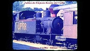 Locomotora Nº8 de los FF.CC.Secundarios de Castilla