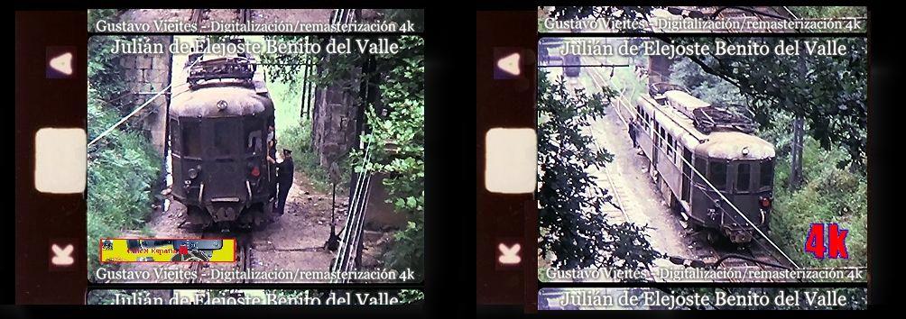 FERROCARRIL DE DURANGO A ARRAZOLA Y ELORRIO