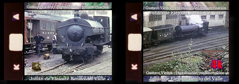 Ferrocarril Minero de LA ORCONERA