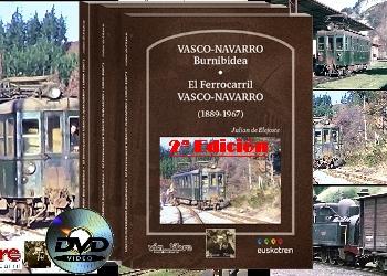 DVD PELS RAILS DEL RECORD FERROCARRIL ALCOY A GANDIA.