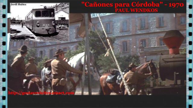 Cañones para Córdoba - Cannon for Córdoba - 1970