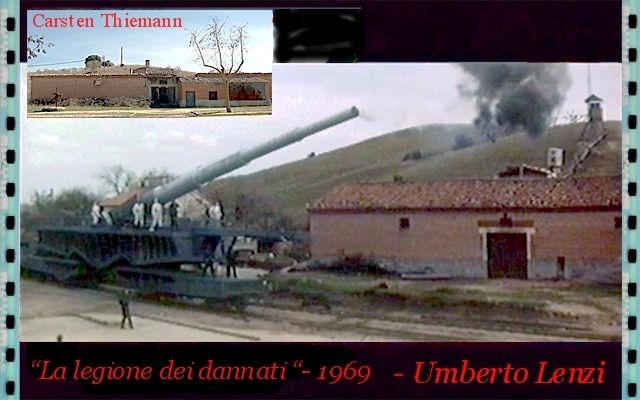 LA LEGIONE DEI DANNATI - 1969
