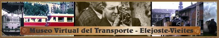 Canal Youtube MUSEO VIRTUAL DEL TRANSPORTE ELEJOSTE-VIEITES - 4k