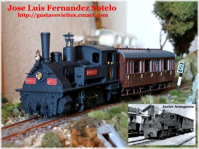 Locomotora KRAUSS (6703) Nº10, frontal