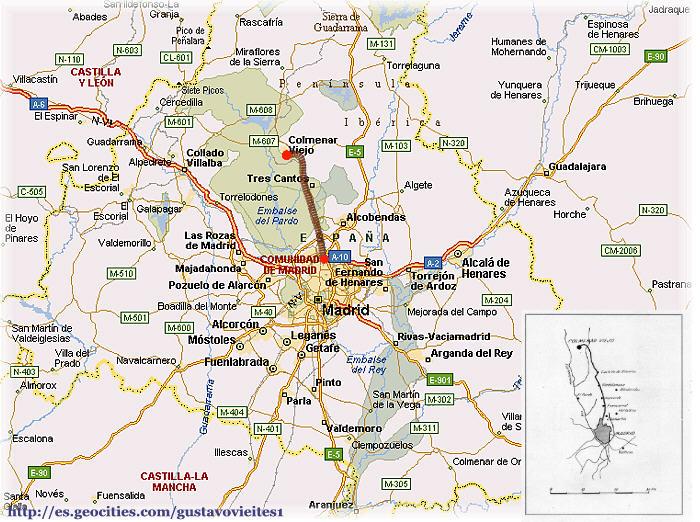 Mapa Gen�rico.-