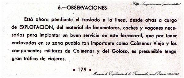Memoria de Explotación de Ferrocarriles por el Estado 1941-1942