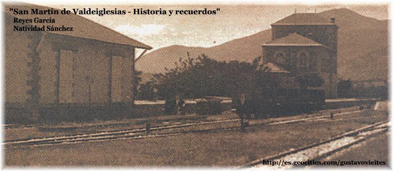 La Antigua Estación de San Martín de Valdeiglesias