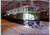 Locomotora Diésel Creusot 1158 - Preservada