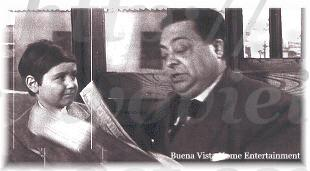 Fotograma de la Película EL MAESTRO, la misma casa, en 1956.-