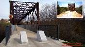 Puente Guadarrama acceso 2