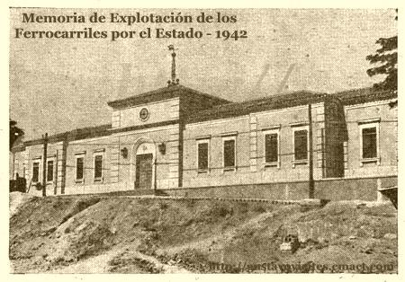 Estación de GOYA - Principal