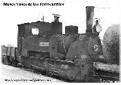 Locomotora Krauss(2299) Nº2 - (GUADARRAMA)