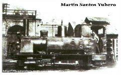 Locomotora KRAUSS(2298) Nº3 - (NAVALCARNERO)