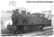 Locomotora de la Maquinista Nº15(0145)-(TARAZONA).-