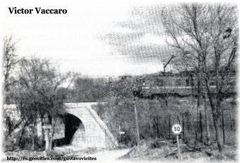 Sitio donde se encontraba el Apeadero - 1979 - Unidad de Cercanías 440.-