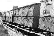 Vagones originales de la Primera época.-