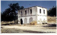 Estación de MÉNTRIDA (Colaboración de D. Mariano Rodríguez).-