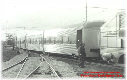 COMPOSICIÓN TALGO III, detalle de la Locomotora